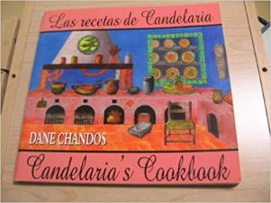 Candelaria's Cookbook cover