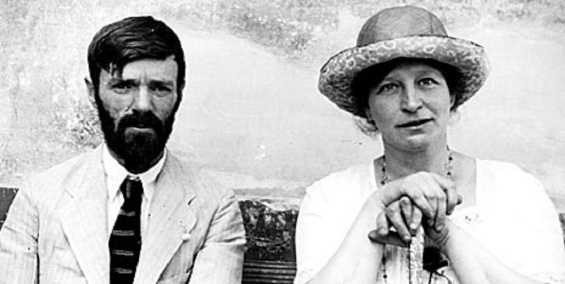 Frieda & D. H. Lawrence