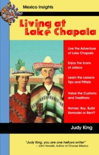 Living At Lake Chapala cover
