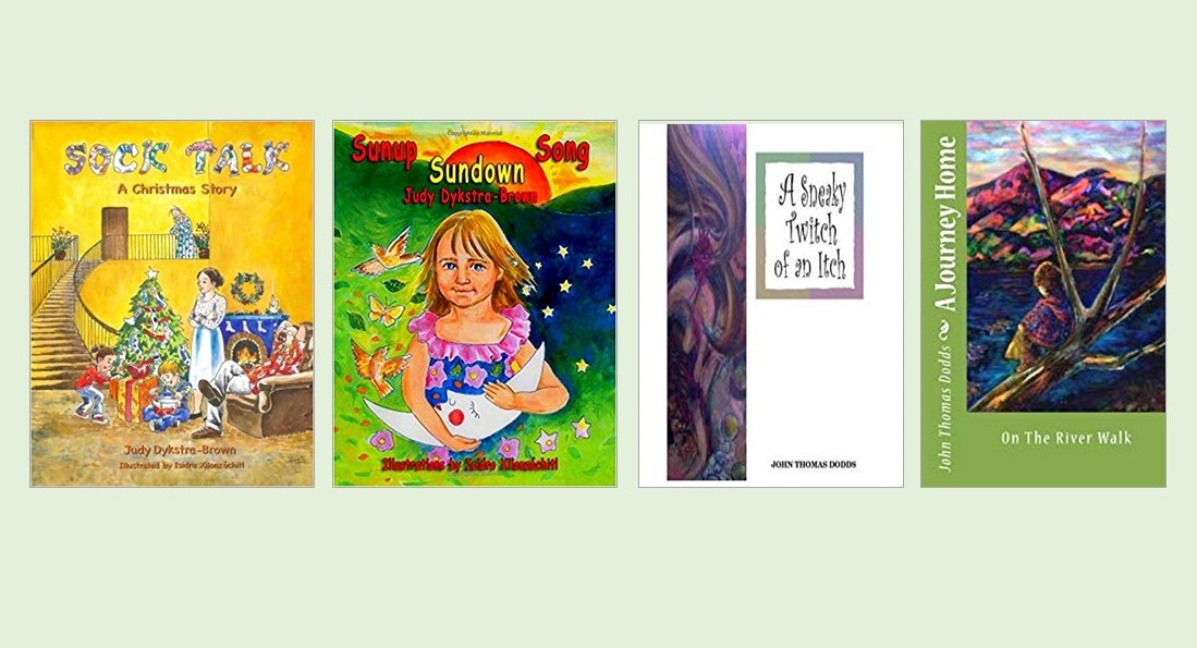 Stocking-stuffer books forkids