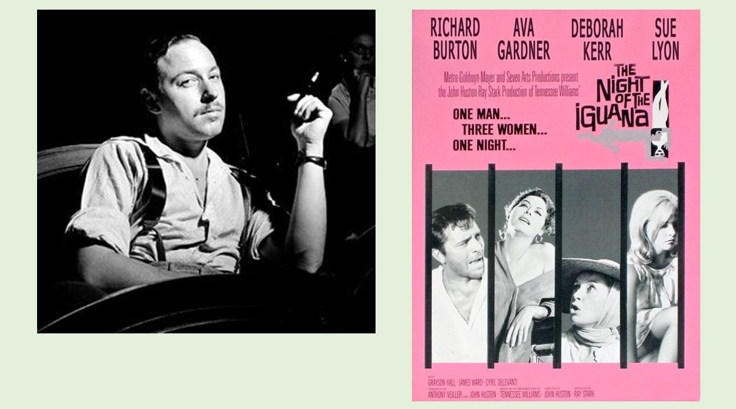 Tennessee Williams' Mexico link